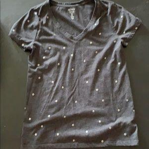 Gap shirt sleeve T-shirt, medium